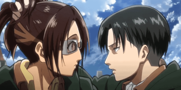 How Old and tall is levi ackerman