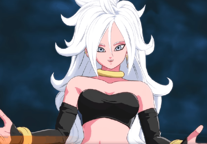 Is Android 21 a canon?