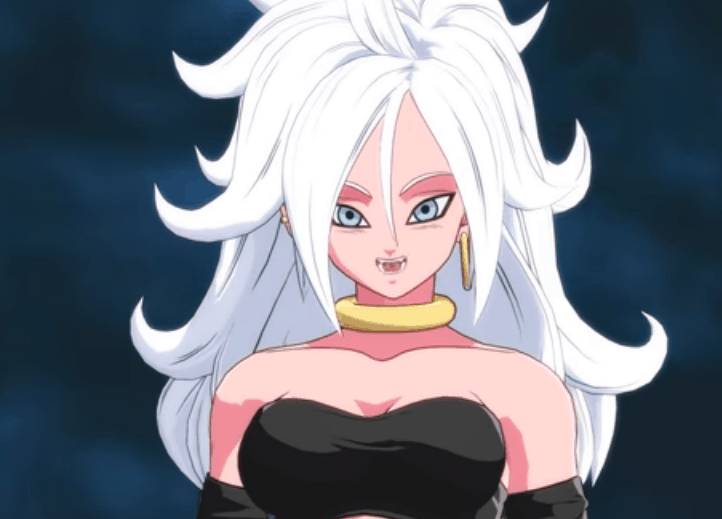 Why is Android 21 a Majin?