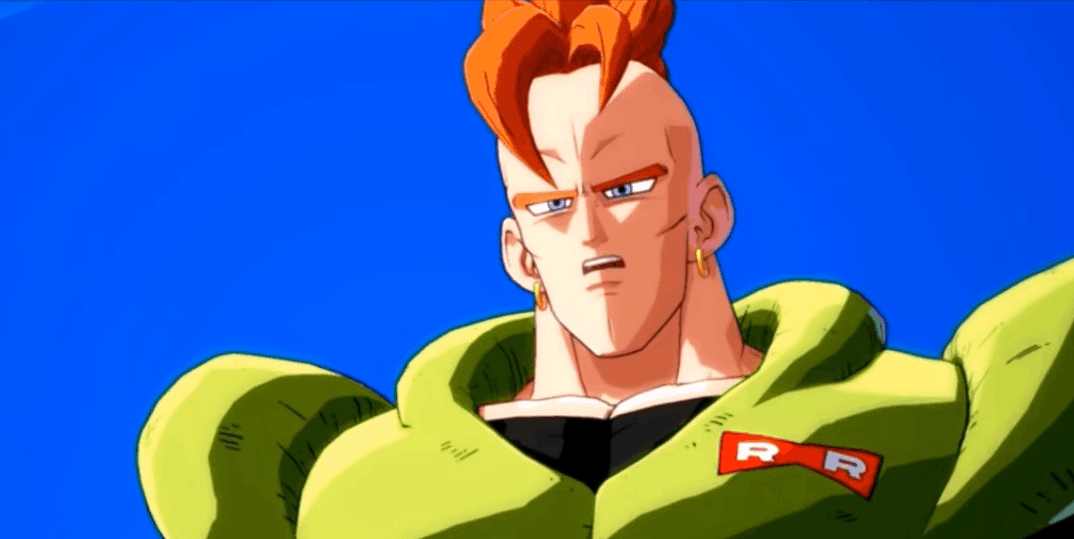 Is Android 21 Gero's wife?