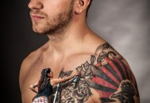 Is tattoos allowed and safe in Qatar during the 2022 FIFA World Cup